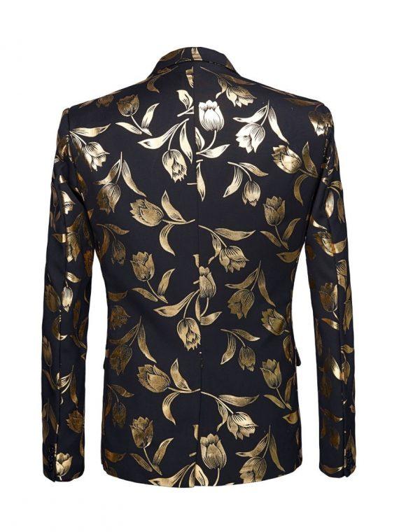 Casual Blazer Men Suit Jacket