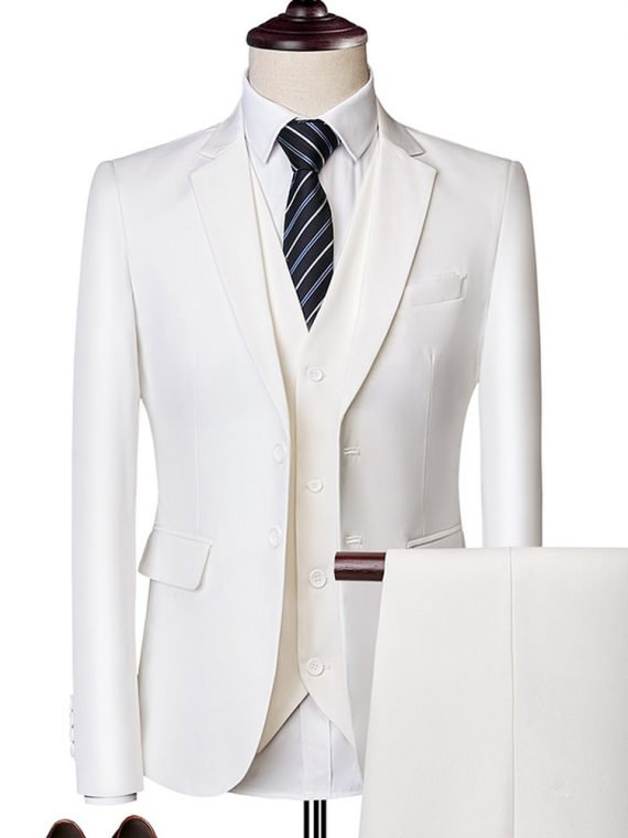 Classic Formal Business Suit