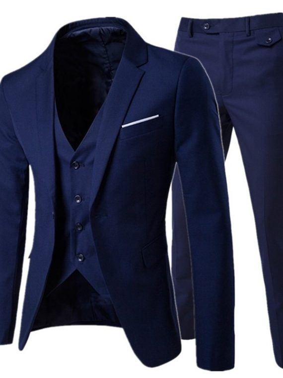 Fashion Slim Suits Groomsman