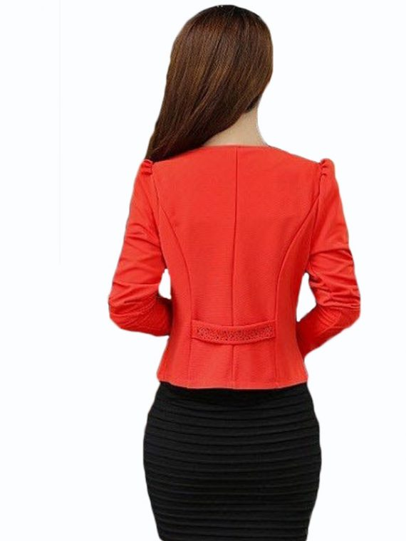 Ladies Suit Blazers Feminino Blaser