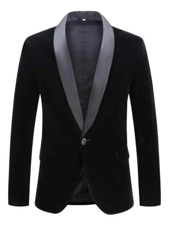 Leisure Suit Jacket Wedding Groom