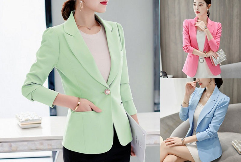 Why Nobody Is Discussing Ladies Blazer