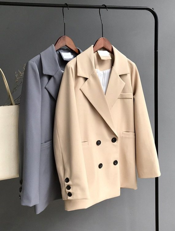 Woman Blazer Jacket Coat