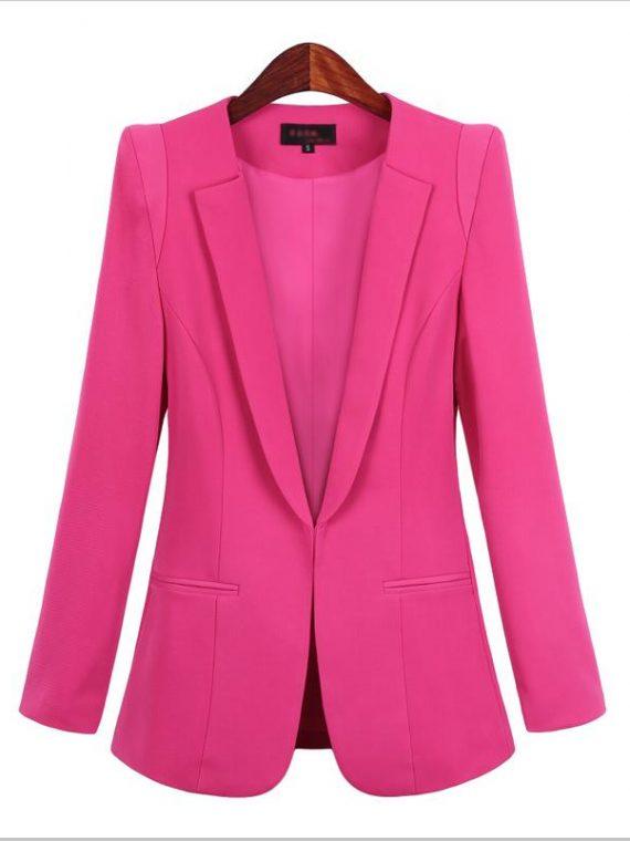 Women Business Suits Jacket