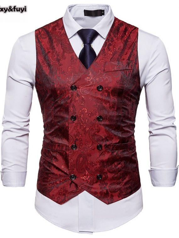 Fashion Casual Suit Vest