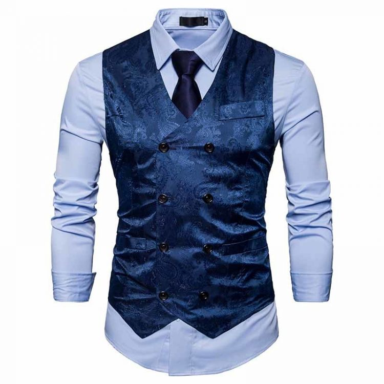 Fashion Casual Suit Vest