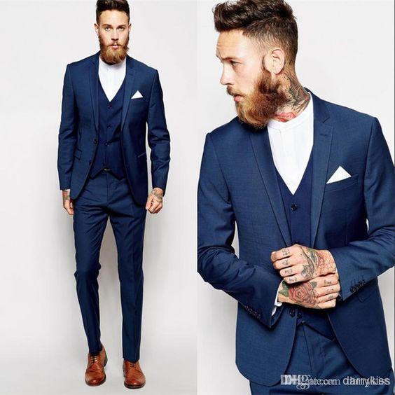 Men's Suits Wedding Tuxedos