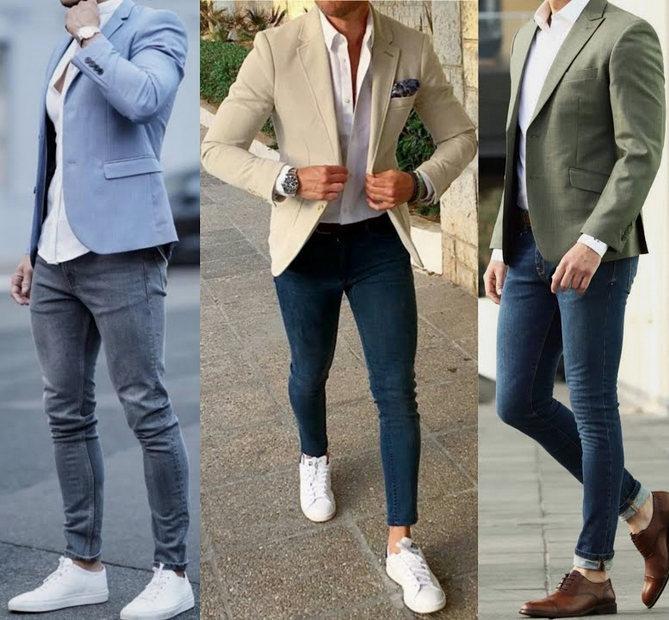 The Pain of Blazer Dress for Men