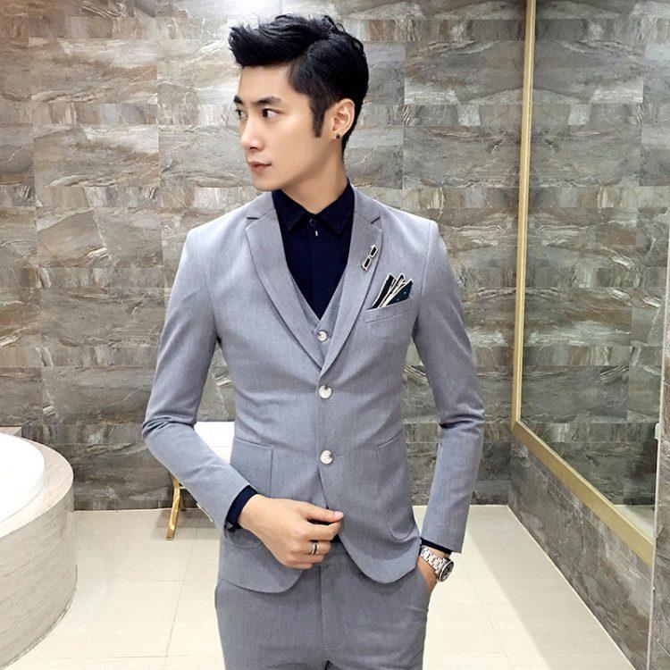 Tuxedo Men Suit Formal Suits