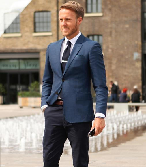 Top Tips of Navy Blue Blazer
