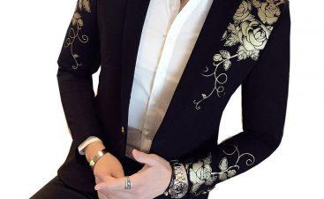 Black Blazer For Men - The Essential Casual Wear
