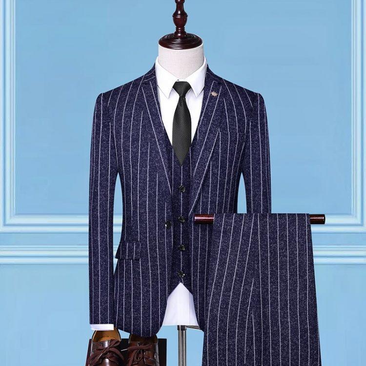 Classic Suit Men Luxury Tuxedo
