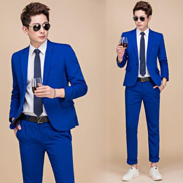 Fashion Wedding Suits Groom Tuxedos