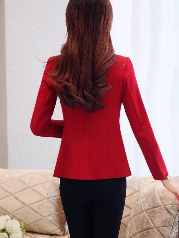 Korean Lady Small Suit Coats