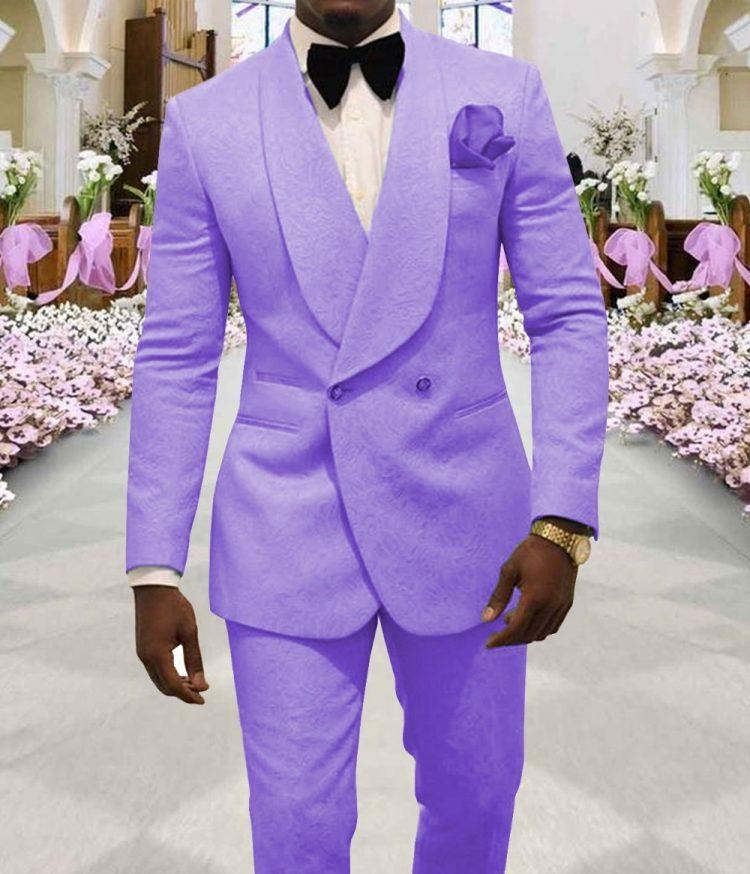 Men's Patterned Suit Tuxedos Blazers