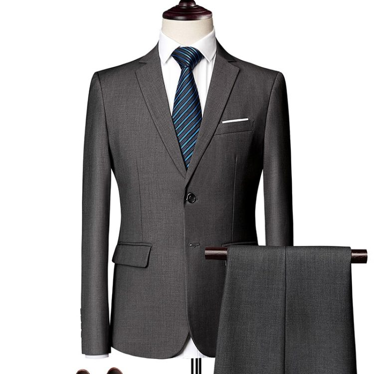 Mens Suits Formal Business Tuxedo