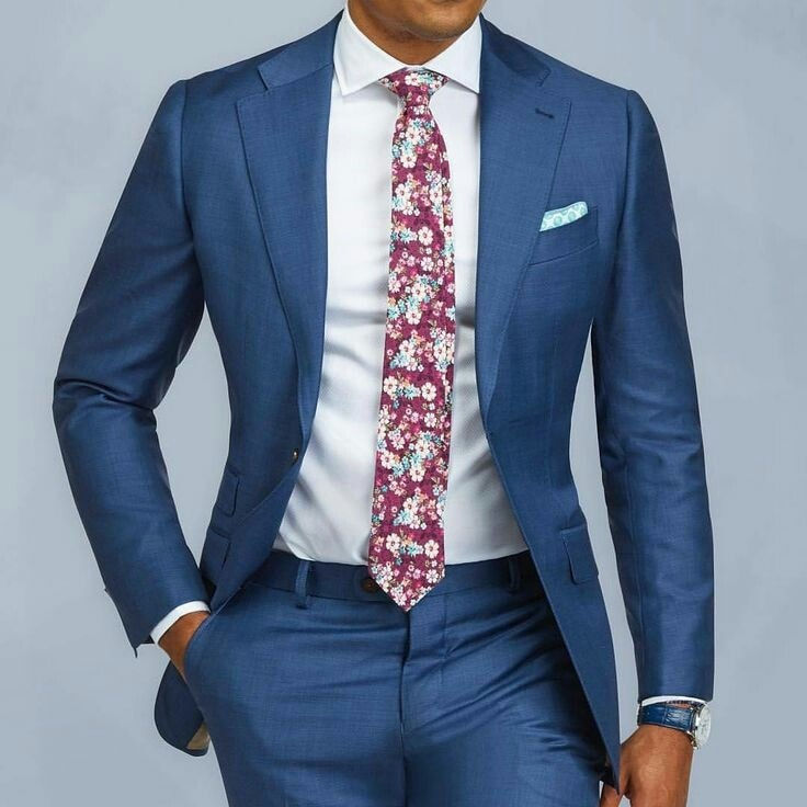 Slim Fit Suits Wedding Prom Suits