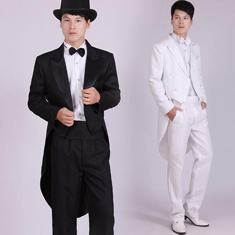 Tuxedo Dress Jazz Christmas Magic Suit