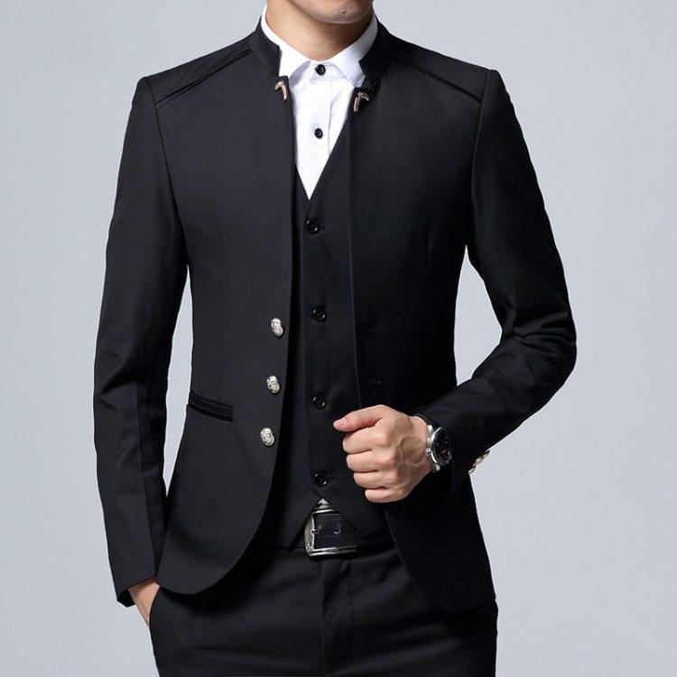 Wedding Banquet Slim fit Men Suit