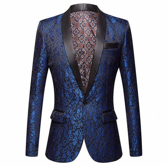 Why You Should Use a Blue Blazer
