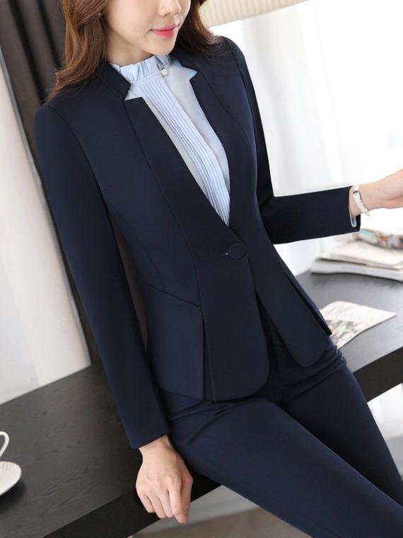 Women Suits Ladies Pants Suits