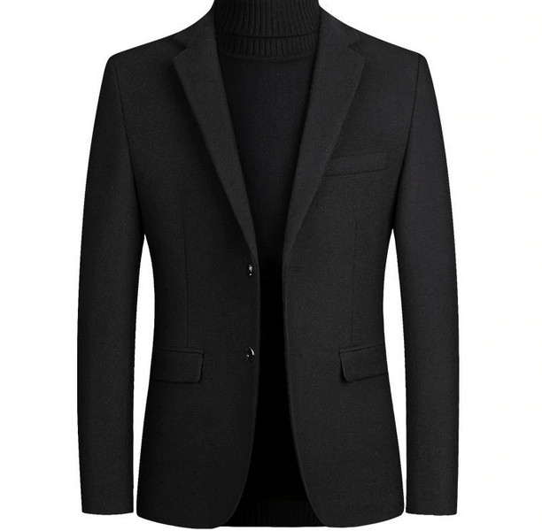 Fashion Tips for Black Blazer For Men