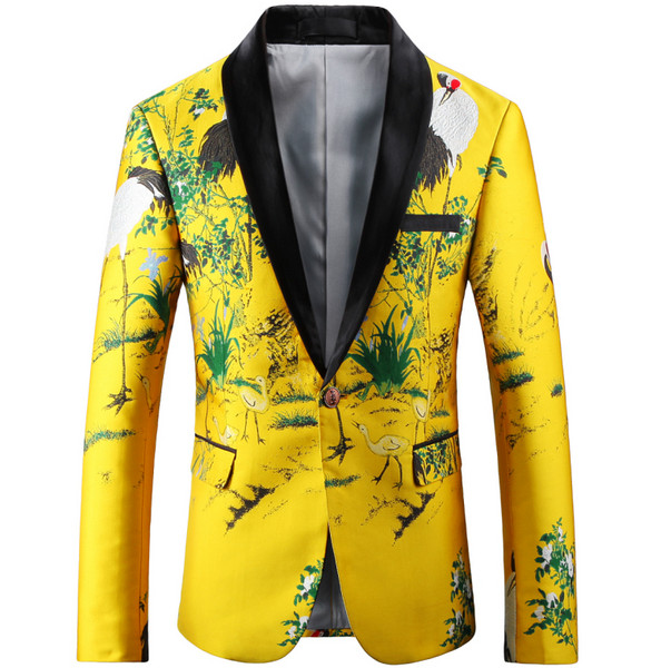 How to Buy a Yellow Blazer at the Right Price
