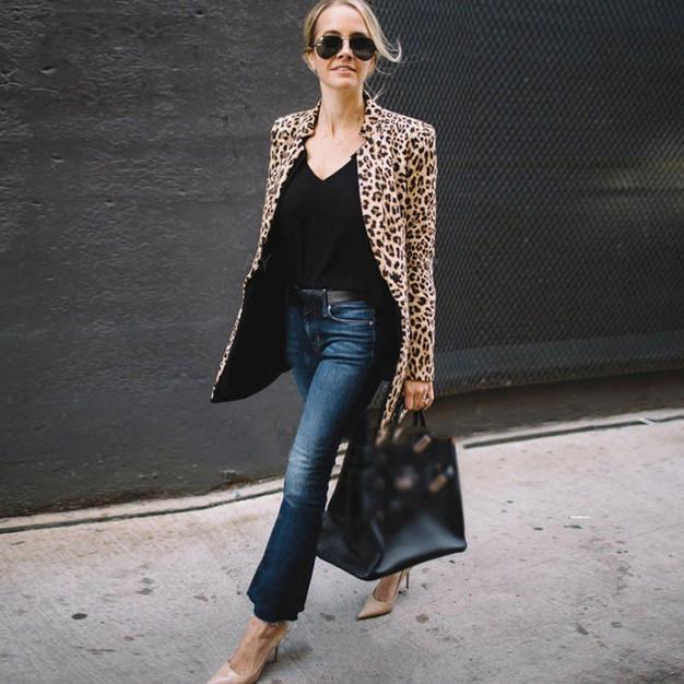 Why You Should Wear A Long Blazer For Women
