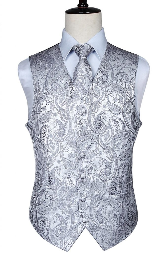 Important Choices For the Perfect Paisley Vest
