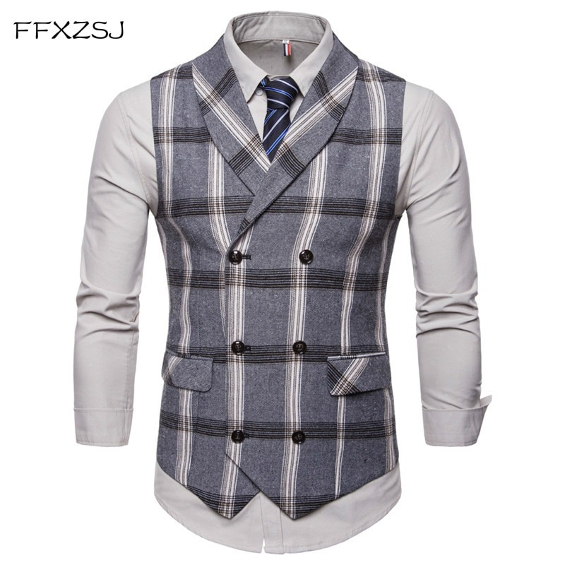 Suit Vest Tips For Men