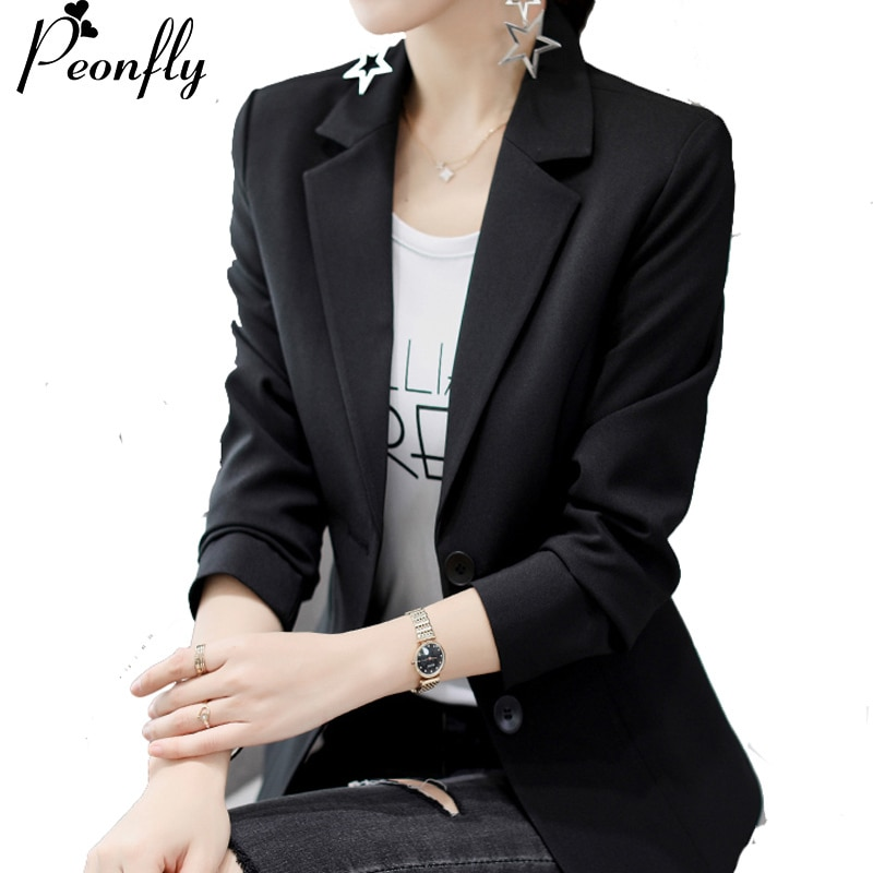 Black Blazer For Women - Style And Comfort