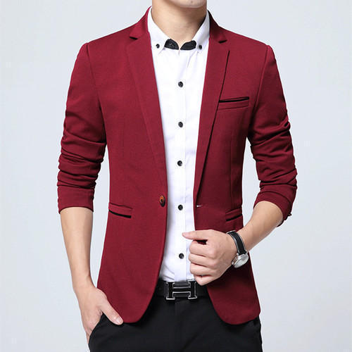How To Wear Red Blazers For Style