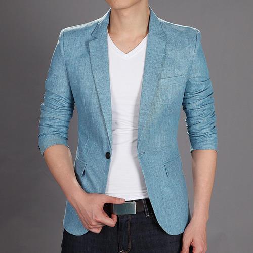 A Good Look at the Linen Blazer Jacket