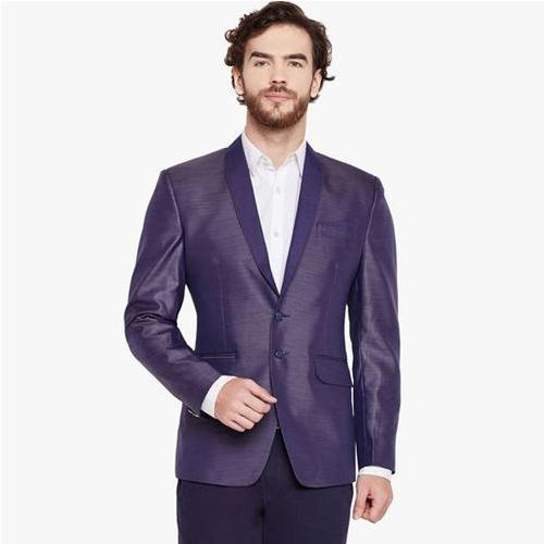 Wearing the Purple Blazer For Work