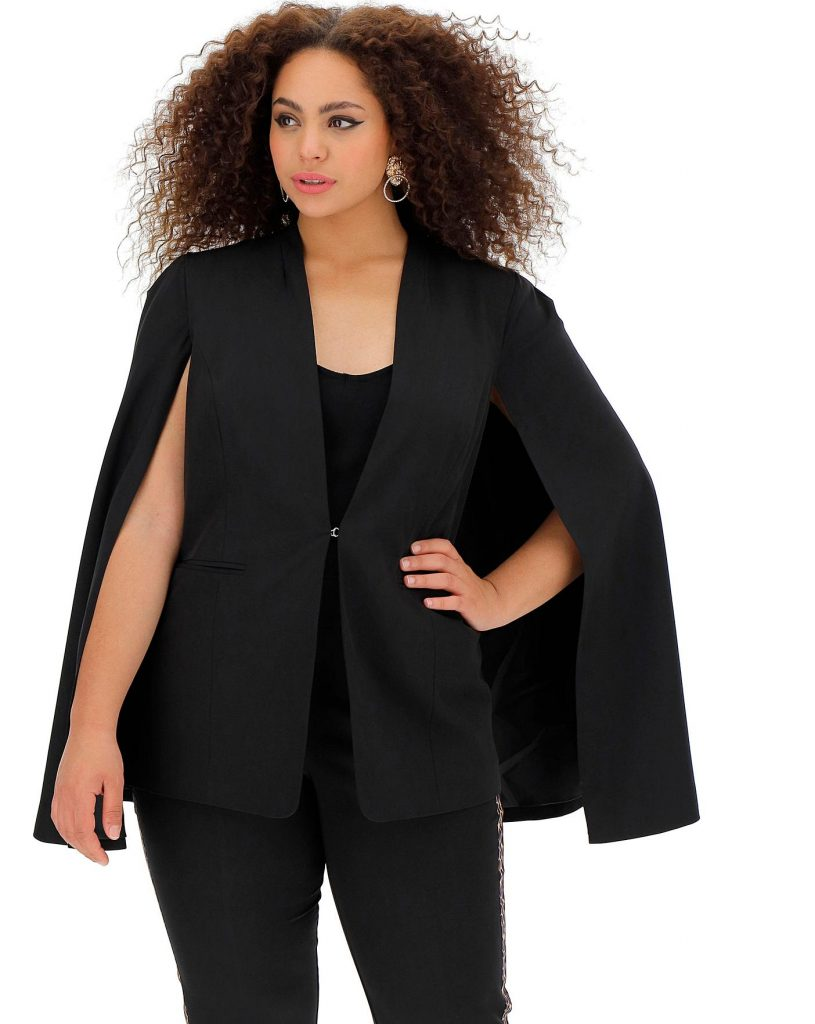 How to Shop For a Cape Blazer For Women