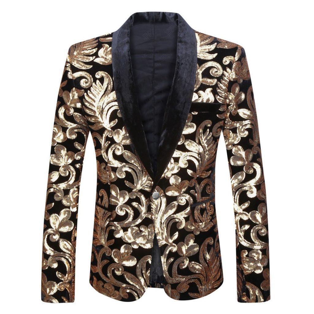 Tips For Wearing A Velvet Blazer Or Plaid Jacket