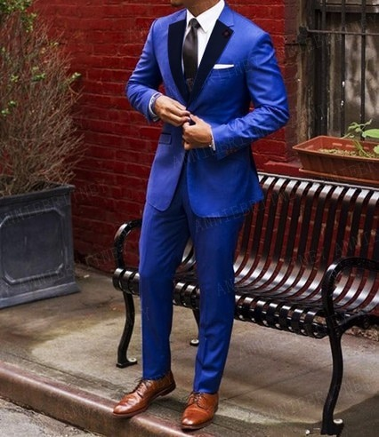 How To Pick The Right Men's Double Breasted Suit