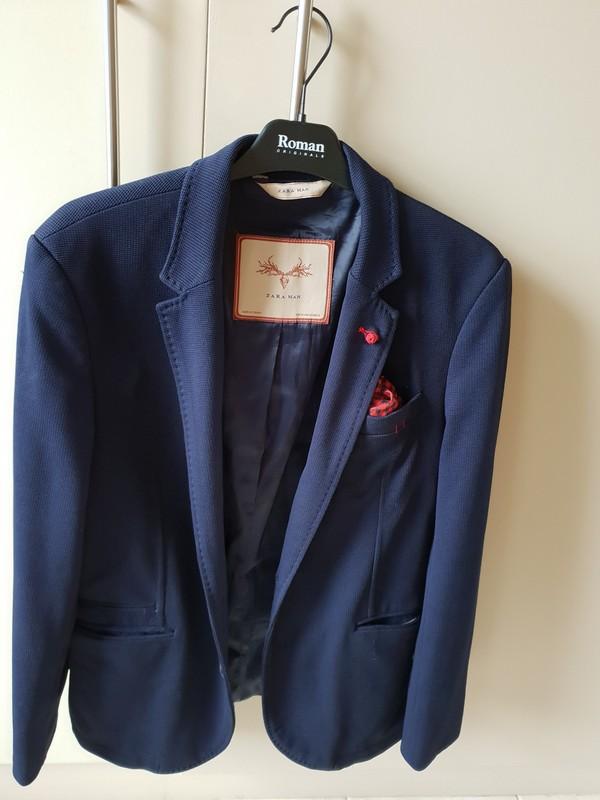 How to Wear a Zara Blazer Mens Fashion Blazer