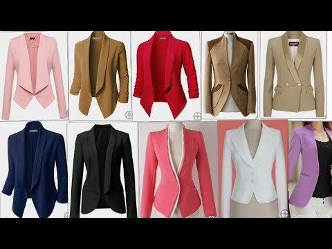 Ladies Blazer - Tips For Buying the Right One For You