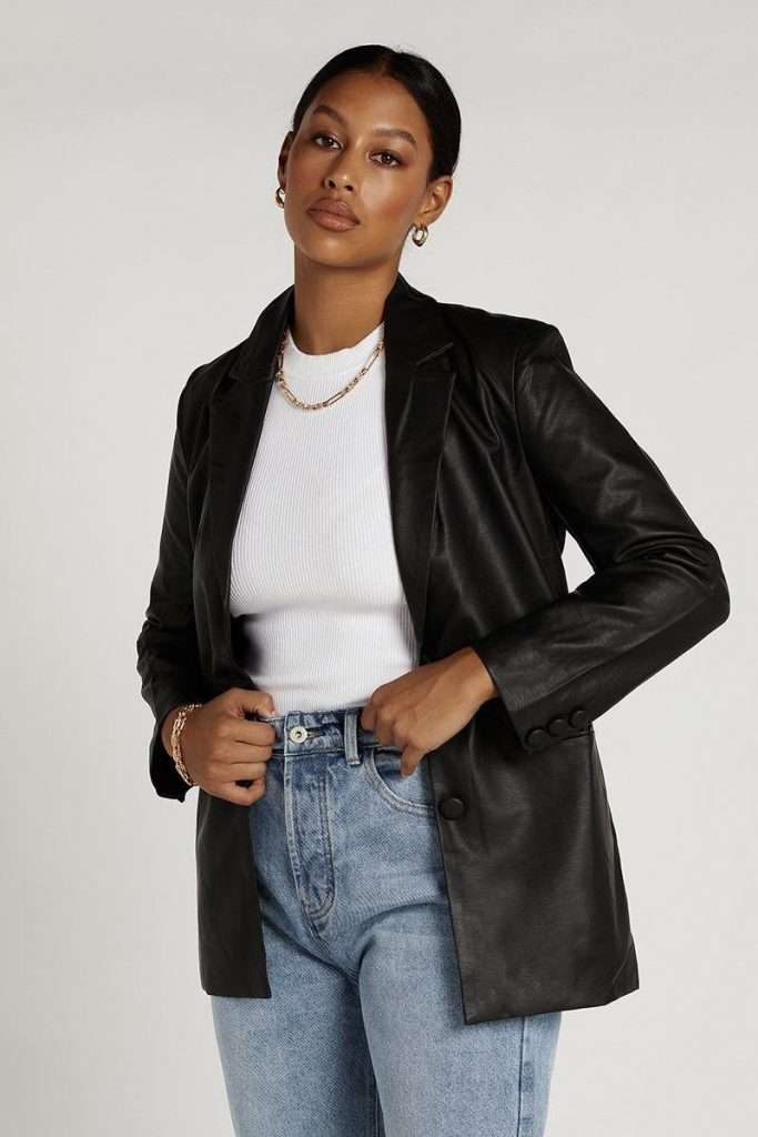 Leather Blazers For Casual and Formal Fashion