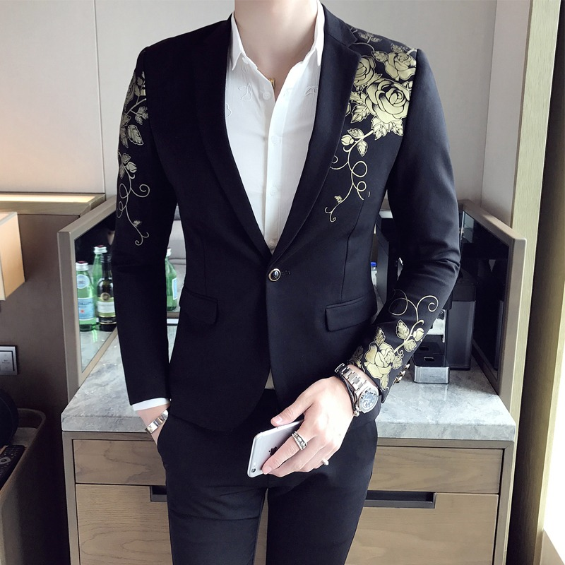 How to Wear Black Blazer For Men