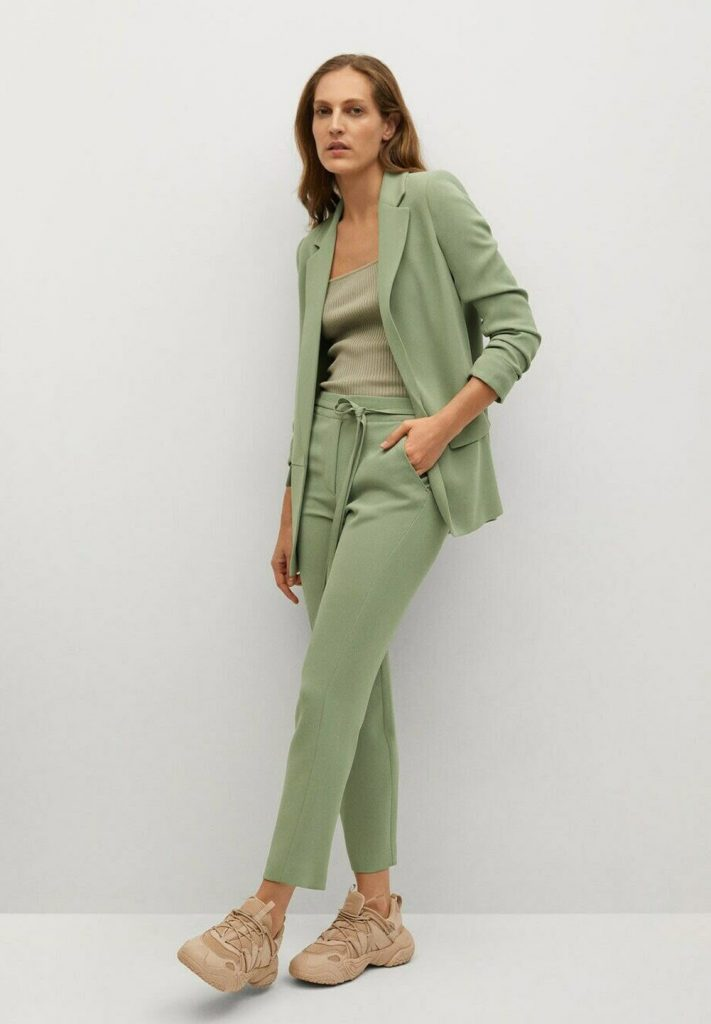 Mango Blazer For Work And Play