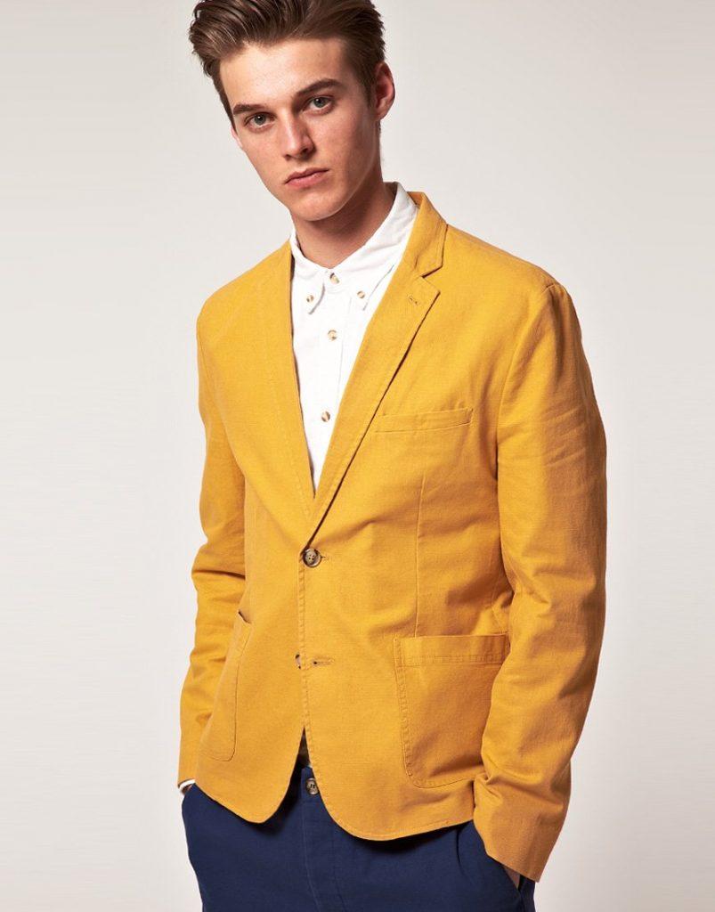 Yellow Blazer - A Versatile Fashion Outfit