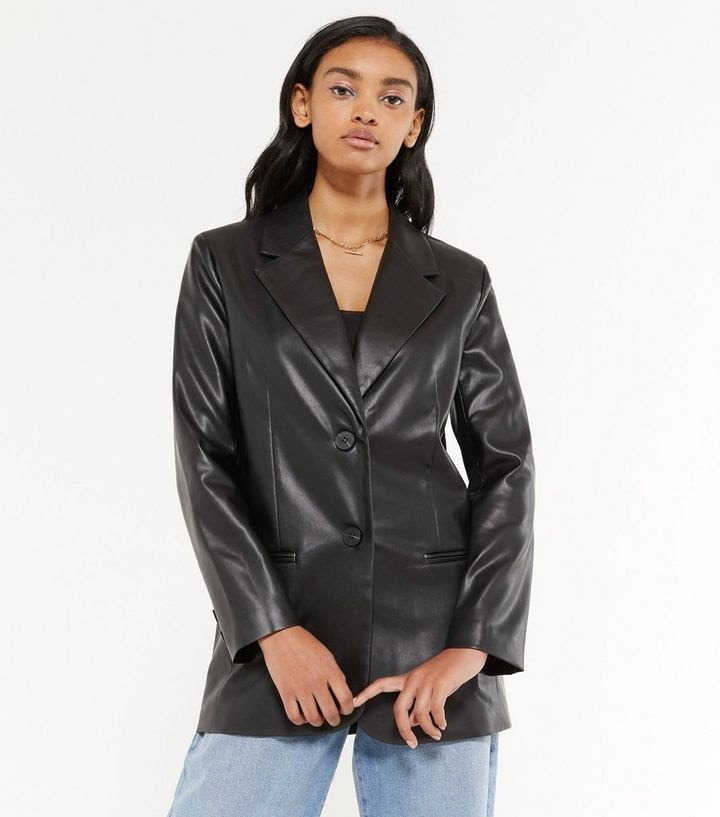 How to Find Black Leather Blazers For Your Wardrobe